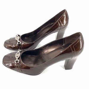 Anne Klein Iflex Women's Pfenning Patent Leather 8